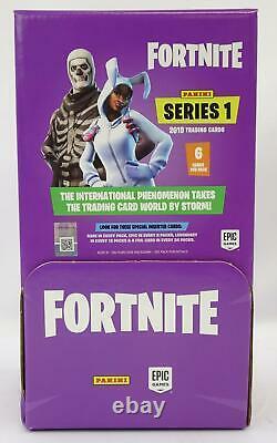 2019 Fortnite Series 1 36 Pack Box USA Version