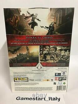Assassin's Creed 2 II White Collector's Edition Ps3 New Sealed Pal Es Version