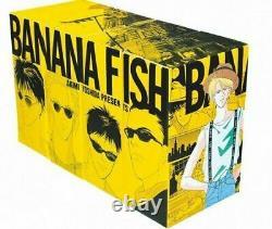 BANANA FISH Reprint Version 1- 4 BOX Completion set
