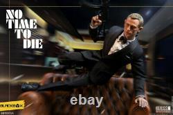 BLACK BOX No Time To Die 007 James Bond 1/6 (Black Version) Daniel Craig
