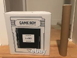 Bitmap Books New Game BoyThe Box Art Collection Gold Version-limited to 500