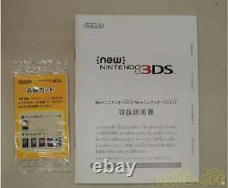 BoxedNew Nintendo 3DS XL LL Console Metallic Blue Japanese Version JP Import