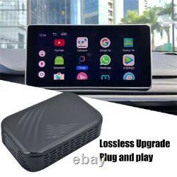 Car New Version Multimedia Carplay Ai Box 4+32G For Apple Carplay Android TV Box