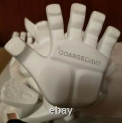 Coarsetoys Coarse Paw! Raw Version Signed Sketch Box Noop Jaws