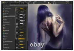 Corel Painter 2020 Full Commercial Version New Retail Box