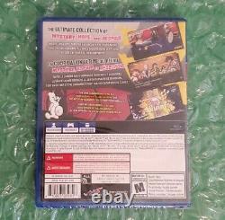 Danganronpa Trilogy Sealed PS4 US ESRB Version Ships in box PlayStation 4 NIS