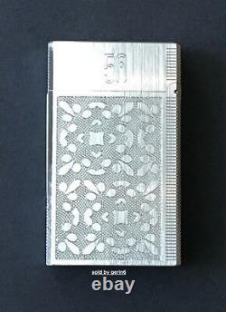 Davidoff 50th Anniversary, European Version Dual Flame Lighter 111944 New In Box