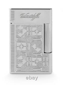 Davidoff 50th Anniversary, Orient Version Dual Flame Lighter 111945 New In Box