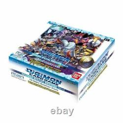 Digimon Card Game Series 01 Special Booster Version 1.0(With Dash Pack)