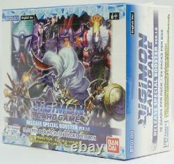 Digimon Release Special Booster Version 1.0 Booster 12-Box Case