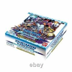 Digimon Release Special Booster Version 1.0 Booster Box