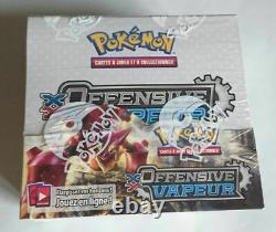 Display Box XY11 Pokémon Offensive Vapeur 36 boosters NEUF Version FR