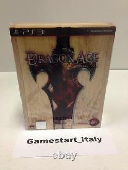 Dragon Age Origins Collector's Edition Ps3 Nuovo Sigillato New Asia Version