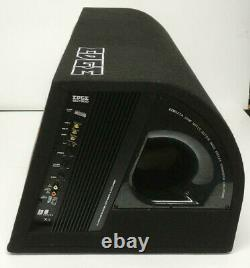 Edge 12 Twin Active Enclosure New 2020 Version. Sub Box With Built In Amplifer