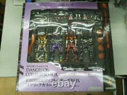 Evangelion Metallic figure New Theatrical Version Collector Box Revoltech toy JP