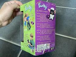Furby 1998 First Limited Edition 70-800 English Version NEW in Sealed Box