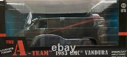 GREENLIGHT 13567 GMC VANDURA A TEAM VAN Weathered version + bullet holes 118th