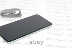 Google Pixel 5 5G (2020) GTT9Q 128GB sage Green Unlocked UK version NO BOX