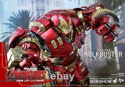 HOT TOYS Hulkbuster Deluxe Version 1/6 Scale Figure MINT NEW IN BOX