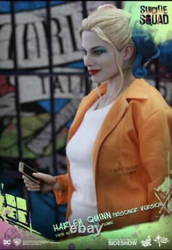 Hot Toys MMS407 DC Comics Suicide Squad 16 HARLEY QUINN (Prisoner Version)