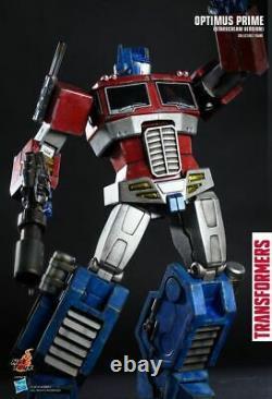 Hot Toys TF 001 Transformers Optimus Prime Starscream Version SPECIAL EDITION