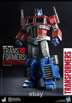 Hot Toys Transformers OPTIMUS PRIME (STARSCREAM VERSION) Figure 1/6 Scale TF001