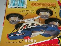 KENNER M. A. S. K. BULLET US Version Box MASK 1986 MISB BRAND NEW SEALED AFA