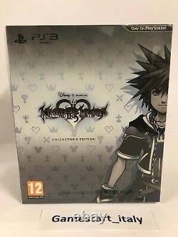 Kingdom Hearts 2.5 Remix Ii. 5 Collector's Edition Ps3 Nuovo New Pal Version