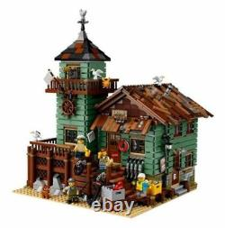 LEGO IDEAS Old Fishing Store 21310 2017 Version Free Shipping