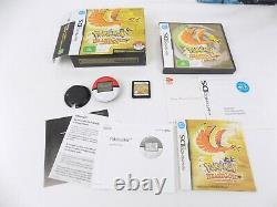 Like New Boxed Nintendo DS/2DS/3DS Pokemon HeartGold Version + Pokewalker