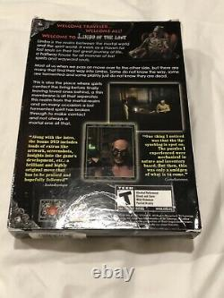 Limbo of the Lost PC RECALLED US Version Retail Sealed Box RARE