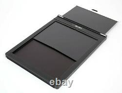 Lisco Regal II 8X10 Film Holder PAIR NEW IN BOX (latest version)