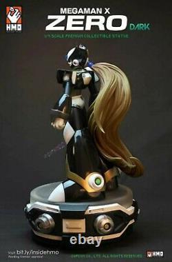 MEGAMAN ZERO statue Exclusive Version COMIQUETTE statue NEW IN BOX HMO COLLECTIB