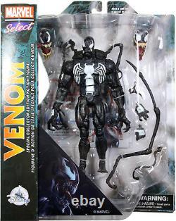Marvel Select VENOM EXCLUSIVE ACTION FIGURE (COMIC VERSION) DST Diamond