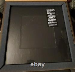 Metallica Deluxe Box Set Black Album New Sealed 2021 US Version Slipmat