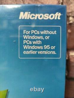 Microsoft Windows XP Professional Sealed Box Version 2002 (E85-00088) NEW
