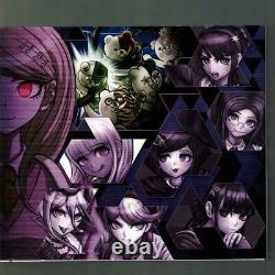 NEW PS Vita Danganronpa BLACK Japan RARE VERSION BEAUTIFUL BOX