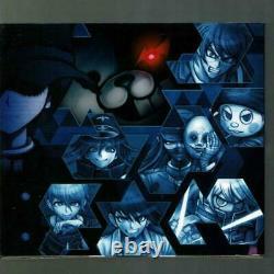 NEW PS Vita Danganronpa BLACK Japan RARE VERSION BEAUTIFUL BOX Unopened Fedex