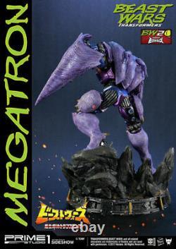 NEW Prime 1 Studio Megatron Beast Wars Statue EX version limited 200 units