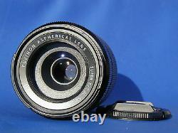 New Boxed Fuji Fujifilm XC 50-230mm F/4.5-6.7 Aspherical OIS Lens UK Version