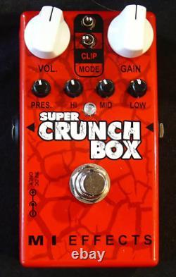 New MI Audio Super Crunch Box V2 SCB Version 2 M. I. Crunchbox IN STOCK again