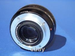 New Sealed Boxed Fuji Fujinon Fujifilm XF18mm F2.0 Wideangle Lens UK Version