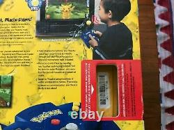 Nintendo 64 Pikachu Version Console, Open Box, NewithUnused, Complete