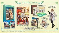 Nintendo Switch Atelier Ryza 2 Premium Box Limited accessories Japanese version
