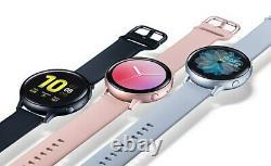 OPEN BOX Samsung Galaxy Active 2 SM R820 Aluminum 44mm Bluetooth Smart Watch