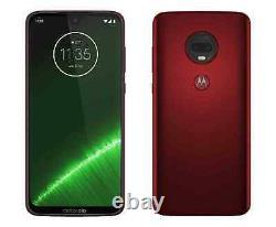 Open Box Motorola Moto G7 PLUS DS G7+, 64GB+4GB XT1965-2 International Version