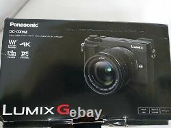 Panasonic LUMIX G DC-GX9 with12-60mm Lens- U. S VERSION- BRAND. OPEN Box