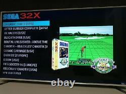 Pandora box modificata con retropan X una versione di retropie da 5000 titoli
