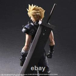 Play Arts Kai Cloud Strife Version 2 Final Fantasy VII Remake Action Figure
