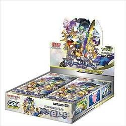 Pokemon Card DREAM LEAGUE Sealed 1 Carton (12 Box) Tag Team Japanese Version